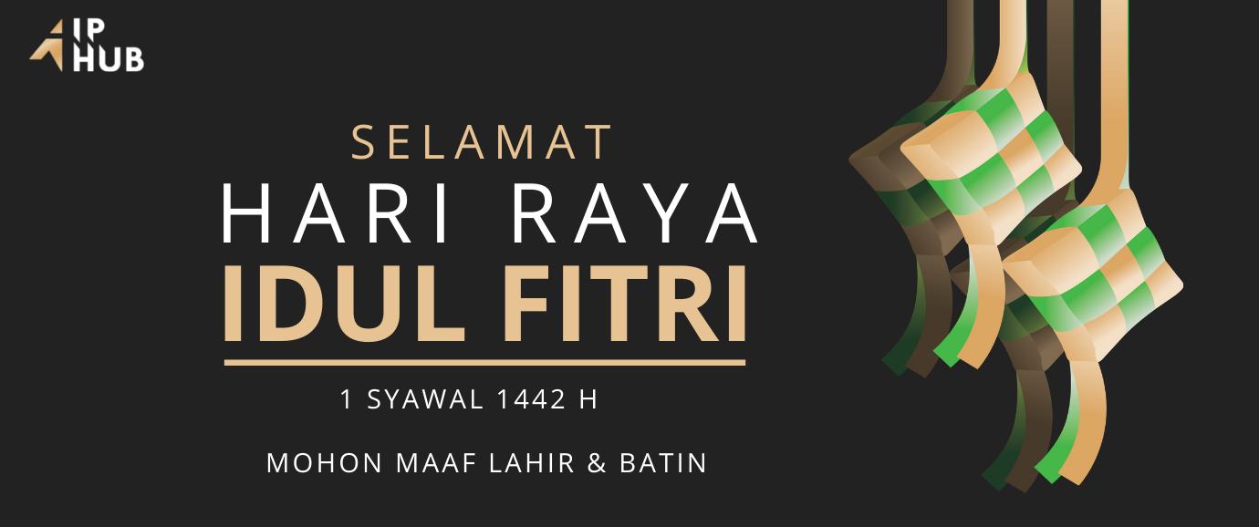 <h4></h4><h3>HAPPY EID AL-FITR.<br>1 SYAWAL 1442 H.</h3>